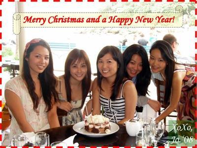 Merry X'mas Girls 07